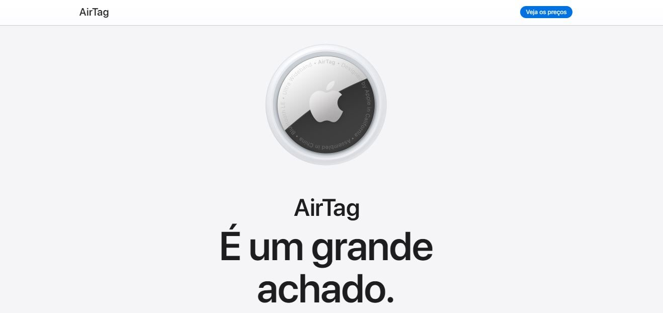 AirTag da Apple