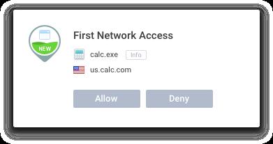 GlassWire Access