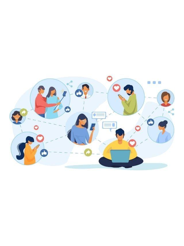 Estatísticas das redes sociais em 2021