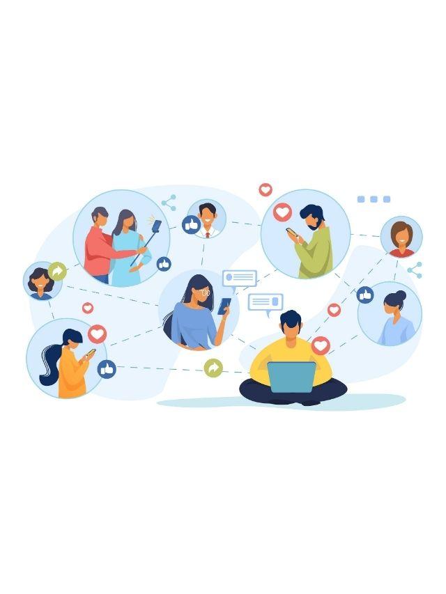 Redes sociais mais utilizadas em 2021